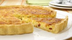 Receita de massa de quiche (MA-RA-VI-LHO-SA!!!) Quiches, Ketogenic Recipes, Diet Recipes, Vegan Recipes, Keto Results, Quiche Lorraine, Keto Dinner, Macaroni And Cheese, Bakery