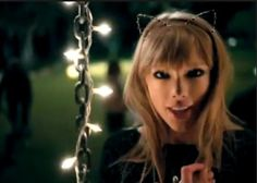 Wait...your not Meredith  But...your Taylor swift and I LOVE you