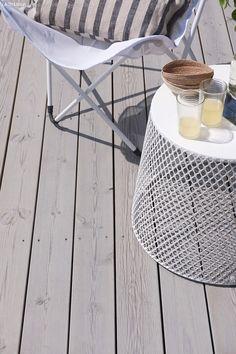 Beise terrassen_Shimmergrå Trebitt Terrassebeis