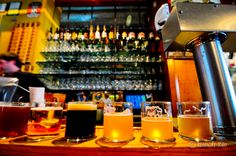 Microbrew is one of the reason why I travel... excited to taste different beer around the world. How about you?