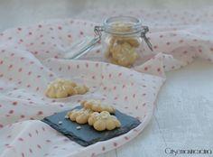 Biscotti zuccherini, ricetta con frolla montata