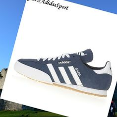online retailer ce81c 8d981 Navy White Gum - Adidas Originals Samba Super men Suede Shoes,There must be  right
