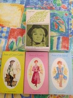 Your place to buy and sell all things handmade Gable Boxes, Anne Of Green Gables, Vintage Books, Fabric, Handmade, Stuff To Buy, Painting, Art, Tejido