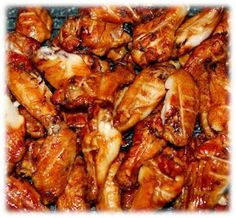 How To Smoke Chicken Wings Chicken wings are typically not a traditional smoked meat due to the popularity of frying chicken wings and coating them in a buffalo sauce. Fried chicken wings only take 6 minutes to cook compared to 2 hours to smoke them. Smoke Chicken Wings Recipe, Smoked Chicken Wings, Grilled Chicken Wings, Chicken Wing Recipes, Smoked Wings, Fried Chicken, Bbq Chicken, Traeger Recipes, Smoked Meat Recipes