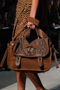 Great handbag...would love to know the Designer by Loewe