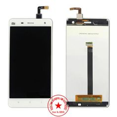 28.37$  Watch more here  - 100% Test Working Full LCD Display Touch Screen Digitizer Assembly For Xiaomi4 M4 Mi4 Smart Cell Phone Replacement Parts