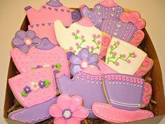 Flour Box Bakery — Pinkies Up!
