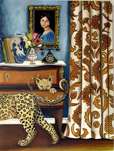 """""""Letting Go""""  by Catherine Nolin"""