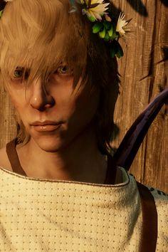 Cole - Dragon Age Inquisition