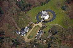 kasteel Drakensteyn in Lage Vuursche