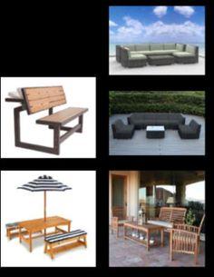 Outdoor Furniture, Decor, Nashville, Memphis, TN, Dallas, Houston, TX,  Plano, Frisco, Jackson, Brooklyn, MI, Patio Furniture | Pinterest