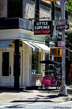 Little Cupcake Bakeshop, Soho