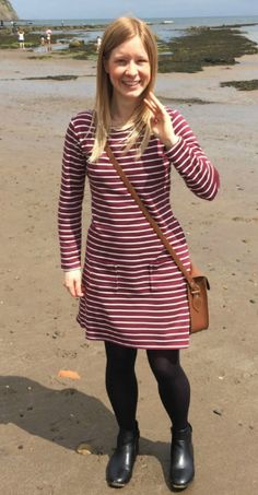 Louise's Coco dress - sewing pattern by Tilly and the Buttons