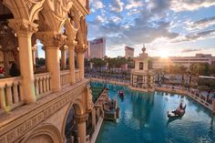 Everything you need to know about staying at the Venetian Hotel in Las Vegas.