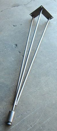 Raw Steel Original Leg – Hairpinlegs.com