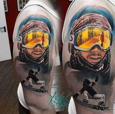 Художественная татуировка, (vk.com/inessa.tattoo, www.facebook.com/tattoo.inessa, www.instagram.com/inessa.makashina) #tattoo #тату #татуировки