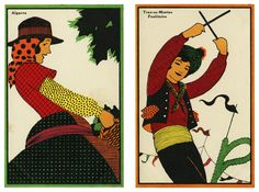 Os bons costumes #portugueses http://almanaquesilva.wordpress.com/2011/01/31/os-postais-ilustrados-de-costumes-portugueses/ #curiosidades #portugal