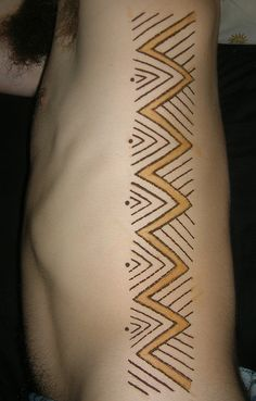 Side Henna