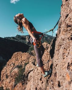 15 Fun Ideas for Hobbies to Try this Summer 15 Fun Ideas for Hobbies to Try this Summer,Rock Jocks! 10 Unique Ways to Celebrate the Dad Who Has Everything – 15 Fun Ideas for Hobbies to Try this Summer – Camille Styles Like: Rock Climbing Quotes, Rock Climbing Holds, Rock Climbing Workout, Rock Climbing Gear, Climbing Pants, Climbing Wall, Climbing Shoes, Rock Climbing For Beginners, Climbing Outfits