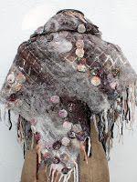 rRradionica: Networking . Handmade shawls and hats
