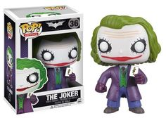 Funko pop The Dark Night - The Joker – Bat cave sales
