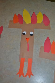 Mamas Like Me: T for Turkey #Thanksgiving #Kids