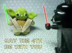 May the 4th be with you!  by Koshambra