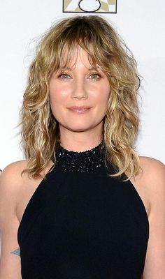 medium length hairstyles with bangs - Google Search