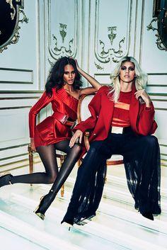 Balmain Pre-Fall 2015 Collection Photos - Vogue