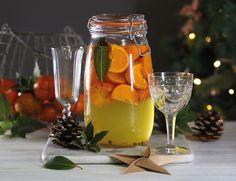 Clementine, Bay & Black Pepper Gin Recipe | Abel & Cole