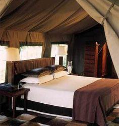 british safari camp - Google Search