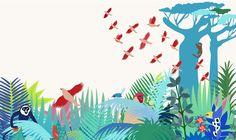 Papier peint Manja(Little Cabari) 12 | AD Magazine