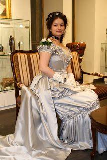 Clothes closet of a 21st century Empress