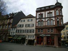 Kaiserslautern - Marktstraße Foto: G. Walter