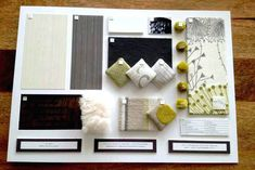 Week 1 - Exercise: Providing Critique - Content - Classes - RMCAD Online - Design Home Mood Board Interior, Interior Design Boards, Interior Design Inspiration, Interior Design Portfolios, Interior Design Presentation, Presentation Boards, Presentation Sample, Portfolio Design, Planer Layout
