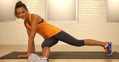 You can do anything for a minute! And the three-point plank is a worthy 60-second challenge to try. This plank variation works the abs from multiple angles, making it a great exercise for toning your middle. Get the skinny on the three-point plank, and