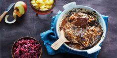 Recept voor grootmoeders stoofvlees - Boodschappen Acai Bowl, Slow Cooker, Recipies, Food And Drink, Meals, My Favorite Things, Breakfast, Meal Ideas, Macaroons