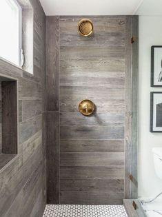 65 Farmhouse Rustic Master Bathroom Remodel Ideas #bathroomremodeling