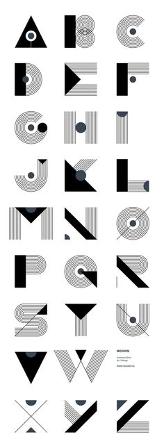 i did a typeface similar to this for a project. weird when you find similar designs.