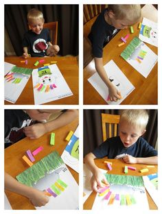 Relentlessly Fun, Deceptively Educational: Post-It Page Marker Math
