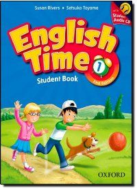English Time: 1: Student Book and Audio CD (Mixed media product)