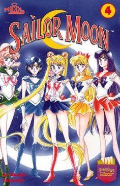 Sailor Moon, Vol. 2012 The New York Times Best Sellers Manga Graphic Books winner, Naoko Takeuchi Sailor Moon Manga, Sailor Moon Sailor Stars, Cristal Sailor Moon, Sailor Jupiter, Sailor Venus, Sailor Moon Kristall, Moon Book, Naoko Takeuchi, Pokemon