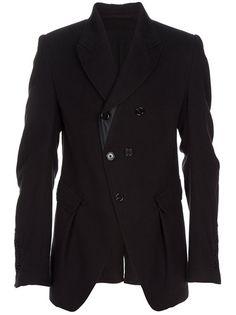 Ann Demeulemeester Victorian Jacket - Hostem - farfetch.com - StyleSays