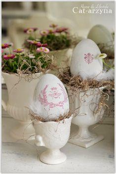 """""""Wesoły nam dzień dziś nastał ..."""" !     Spokojnie, spokojnie, do świąt Wielkanocnych , jeszcze troszkę trzeba poczekać .   To tylk..."""
