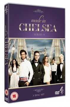 COMPETITION! WIN 1 of 3 copies of Made In Chelsea Series 4 on DVD! *NOW CLOSED*