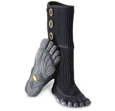 The Vibram FiveFingers Cervinia is a Dexterous Boot Option #winter #boots trendhunter.com