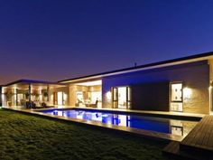 Designed by Enrico Daffonchio, located in prestigious Monaghan Farm.