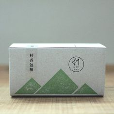 【Wolf Tea】Orchid Pouchong Oolong Tea / Floral Green Tea - Wolf Tea - One Chance In a Lifetime - Tea Tea Packaging, Packaging Design, Paper Packaging, Carton Design, Anniversary Favors, Drinks Logo, Oolong Tea, Blended Coffee, Tea Ceremony