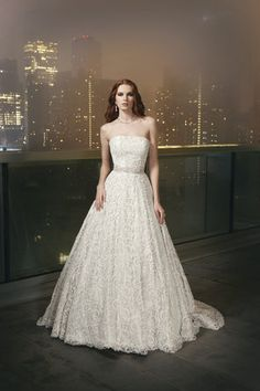 kind of like the strongly structured lace in justin alexander signature 9710
