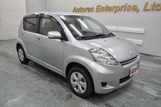 Japanese vehicles to the world: 2007/FEB  Toyota Passo for Kenay to Mombasa